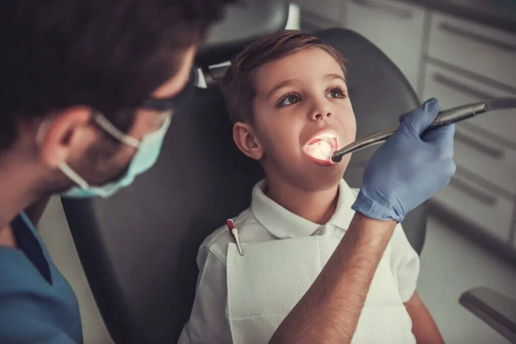 pediatric dentistry kitchener